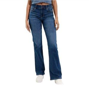 American Eagle favorite boyfriend jeans sz 6 Long